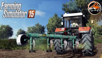 Stanrol 4 v1.0 для Farming Simulator 2015