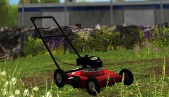 Lawn Mower v1.0 для Farming Simulator 2015