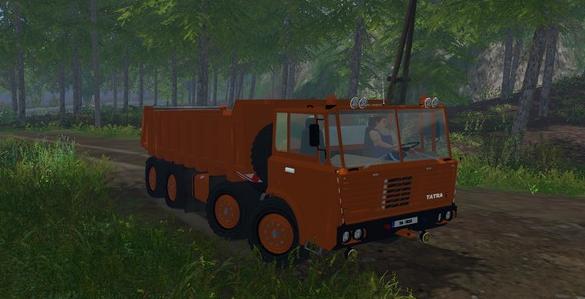 Татра 813 S1 для Farming Simulator 2015