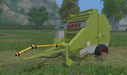 Claas Rollant 44s v1 для Farming Simulator 2015