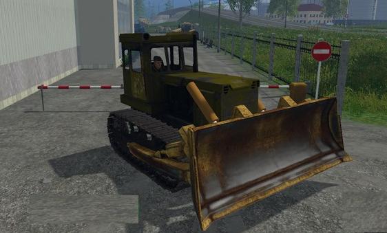 Т-130 для Farming Simulator 2015
