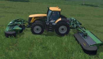John Deere F310R и R870R для Farming Simulator 2015