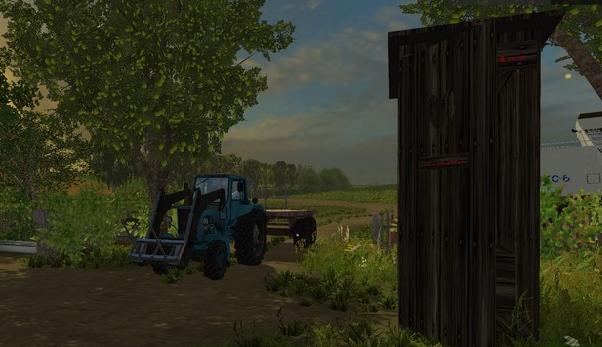 Янова долина Хардкор v 2.0 для Farming Simulator 2015