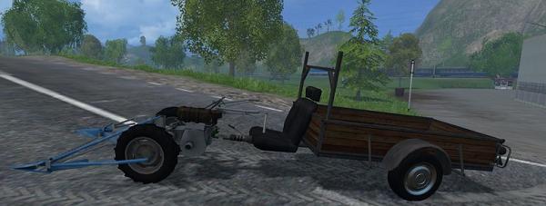 BCS127 v1.0 для Farming Simulator 2015