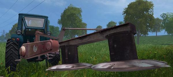 ZTR-165 для Farming Simulator 2015