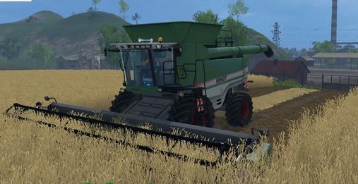 FENDT 9460R v 2.0 для Farming Simulator 2015