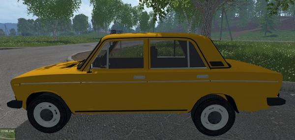 ВАЗ-2106 «Шестерка» для Farming Simulator 2015