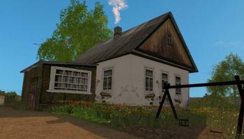 «Колхоз «РОССИЯ» д. Балдейкино» для Farming Simulator 2015