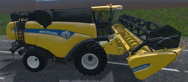 New Holland TC 4.90 для Farming Simulator 2015