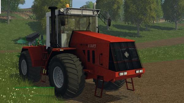 К-744 P3 v 2.0 для Farming Simulator 2015
