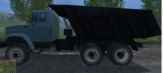 ЗиЛ 4520 ММЗ v3.0 для Farming Simulator 2015