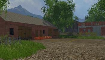 Комлюко для Farming Simulator 2015