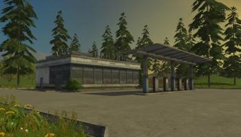Совхоз Заря v 1.0 для Farming Simulator 2015