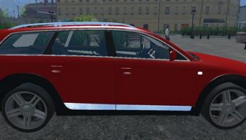 AUDI A6 ALLROAD QUATTRO для Farming Simulator 2015