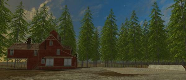Trakya Map v2.0.0 для Farming Simulator 2015