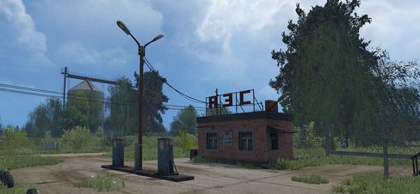 Buhalovo Edit Denben для Farming Simulator 2015