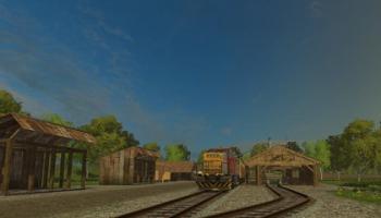 UKRAINE (Украина) v 1.0 beta для Farming Simulator 2015