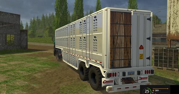 Cimarron для Farming Simulator 2015
