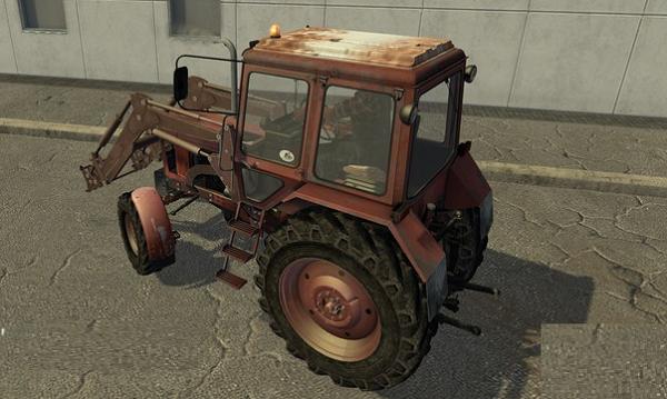 MTZ-82 v3.0 для Farming Simulator 2015