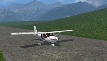 TFSG JABIRU J160 TFSGROUP для Farming Simulator 2015