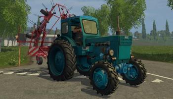 ЛТЗ Т40АМ для Farming Simulator 2015