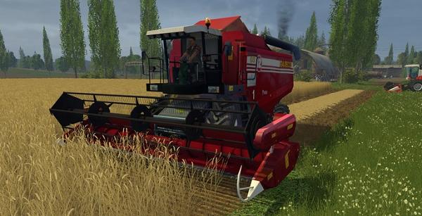 PALESSE GS122 для Farming Simulator 2015