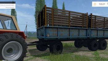 ПТС-12 для Farming Simulator 2015