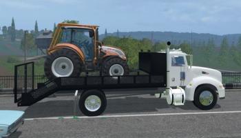 Converted Landscaping Truck для Farming Simulator 2015