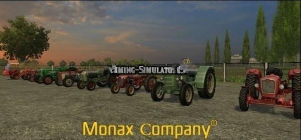 Мод Farming Classics Pack v 1.2 для Farming Simulator 2015