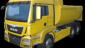 Мод грузовик MAN TGS 33 400 v1.1 для Farming Simulator 2015