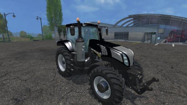Мод трактор NEW HOLLAND BLACK BEAUTY V1.0 для Farming Simulator 2015
