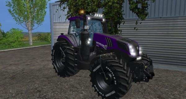 Мод трактор Reaver NT842 v.2.2 для Farming Simulator 2015