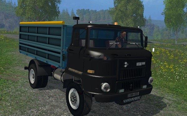 Мод грузовик IFA L60 Multicilor v 1.0 для Farming Simulator 2015