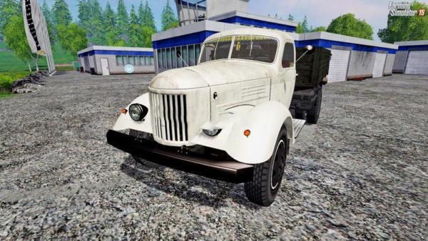 Мод грузовик ЗИЛ ZIL 164 v 1.1 для Farming Simulator 2015
