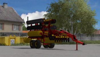 Мод культиватор Vaderstadt Carrier 820 AO для Farming Simulator 2015