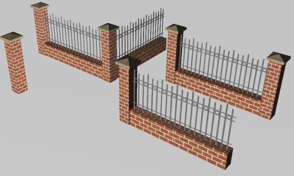 Мод Fence pack v 1.0 для Farming Simulator 2015