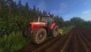 Мод ПАК MASSEY FERGUSON 6400 PACK V1.1 для Farming Simulator 2015