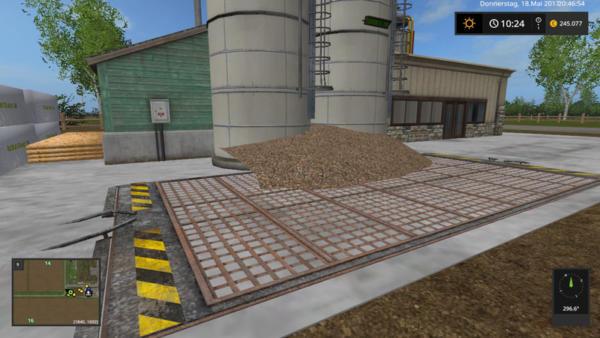 Мод Presswerk v 1.3 для Farming Simulator 2015