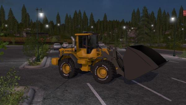 Мод VOLVO F EDIT LANTMANENFS V1.0 для Farming Simulator 2015