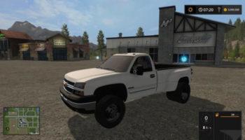 Мод авто Chevrolet Duramax v1.0 для Farming Simulator 2015
