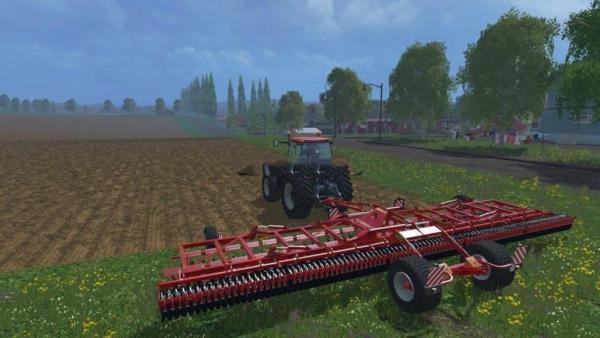 Мод культиватор Horsch Joker 12RT v 1.0 для Farming Simulator 2015