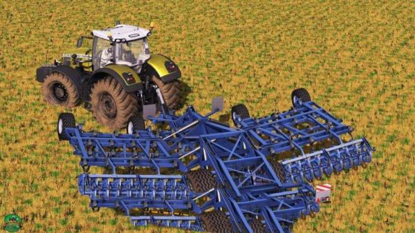Мод культиватор KOCKERLING ALLROUNDER PF750 V1.1 для Farming Simulator 2015