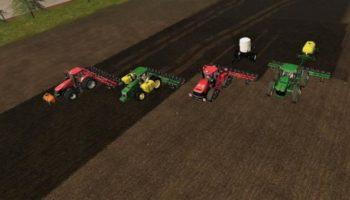 Мод культиватор UNVERFERTH STRIP-TILL V1.0.1 для Farming Simulator 2015