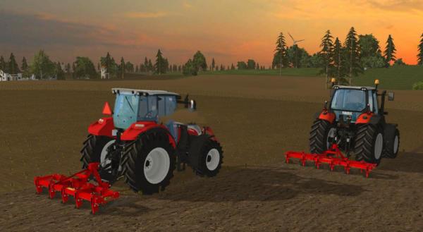 Мод культиваторы Wifo Ks Cultivator Pack v 1.0 для Farming Simulator 2015