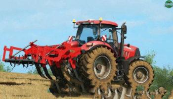 Мод плуг PEGORARO MEGADRAG V1.0 для Farming Simulator 2015