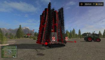 Мод сеялка HORSCH PRONTO 26DC V1.0 для Farming Simulator 2015
