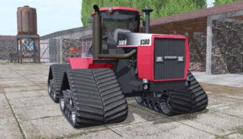 Мод трактор CASE IH STEIGER 9380 QUADTRAC V1.0 для Farming Simulator 2015