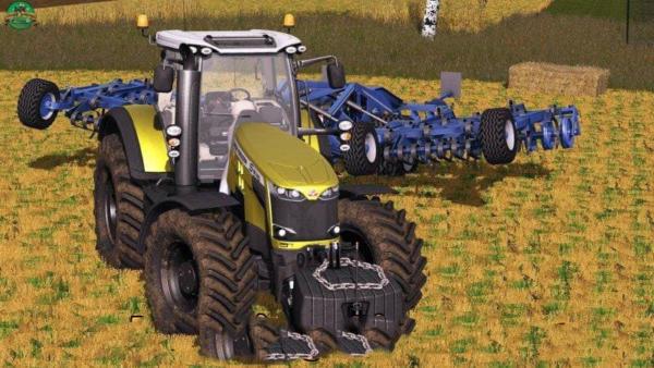 Мод трактор MASSEY FERGUSON 8700S MR V1.1 для Farming Simulator 2015