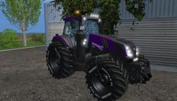Мод трактор NH T8.420 PKM для Farming Simulator 2015