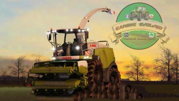 Мод ПАК CLAAS JAGUAR 900 TYPE 496 V1.0 для Farming Simulator 2015
